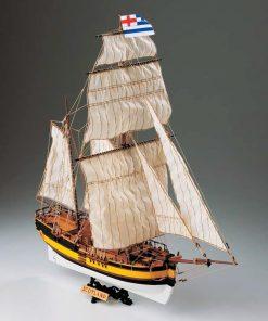 Scotland Corel: kit di montaggio in legno SM56