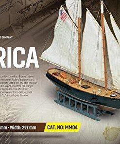 America Mini Mamoli: kit di montaggio in legno MM04
