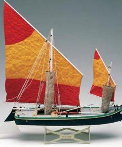 BRAGOZZO Amati: kit di montaggio in legno AM 1570