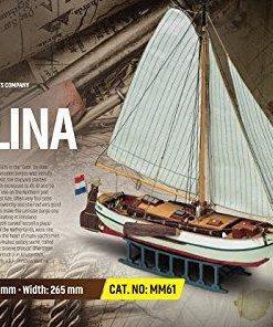 Catalina Mini Mamoli: kit di montaggio in legno MM61