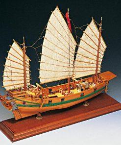GIUNCA PIRATA CINESE Amati: kit di montaggio in legno AM 1421