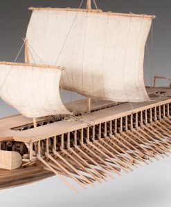 GREEK TRIREME Dusek: kit di montaggio in legno art: D004