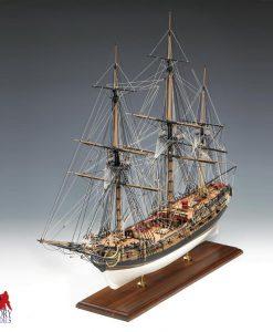 H.M.S. FLY Amati: kit di montaggio in legno AM 1300/03