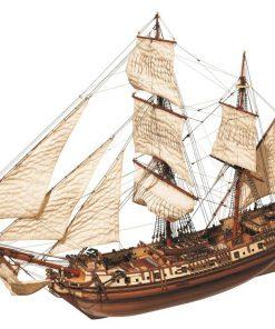 LA CANDELARIA Occre: kit di montaggio in legno art 13000