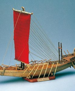 NAVE EGIZIA Amati: kit di montaggio in legno AM 1403