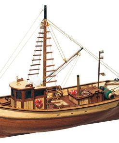PALAMÓS Occre: kit di montaggio in legno art 12000