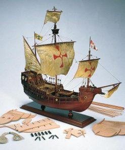 SANTA MARIA Amati: kit di montaggio in legno AM 1409