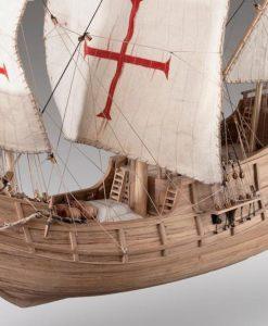 SANTA MARIA Dusek: kit di montaggio in legno art D008