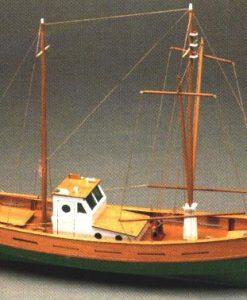 Amalfi Mantua Model: kit di montaggio in legno art 702