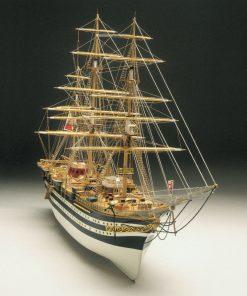 Amerigo Vespucci Mantua Model Panart: kit di montaggio in legno art 741