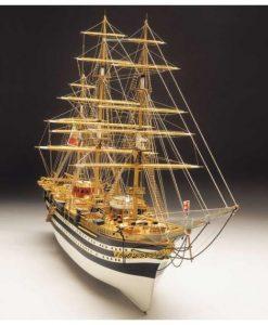 Amerigo Vespucci Mantua Model: kit di montaggio in legno art 799