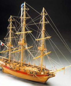 Astrolabe Mantua Model: kit di montaggio in legno art 773