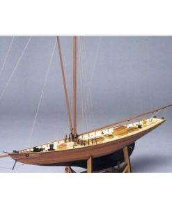 Britannia Mantua Model: kit di montaggio in legno art 733