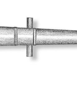 Canna-in-metallo-amati-art-4164