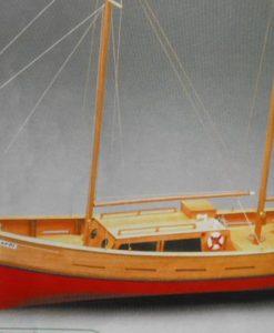 Capri Mantua Model: kit di montaggio in legno art 701