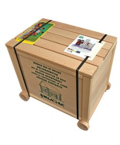 Costruzioni Vario Box Vario+XL+Fort kit casa in legno walachia W24