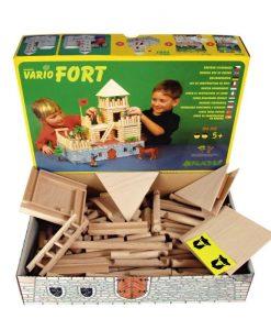 Costruzioni Vario Fort kit casa in legno walachia 194 pezzi W22