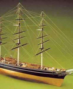 Cutty Sark Mantua Model Sergal: kit di montaggio in legno art 789