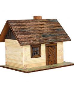 Hobby kit Casina di campagna kit casa in legno walachia W01