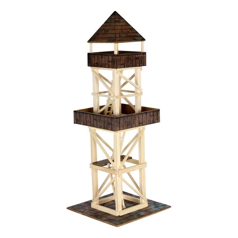 Hobby kit vedetta kit casa in legno walachia w04 for Hobby del legno
