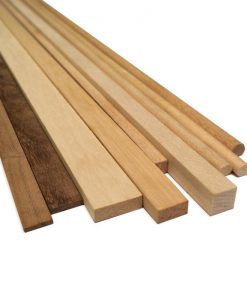 Listelli-legno-noce-cm-100-amati-art-2410