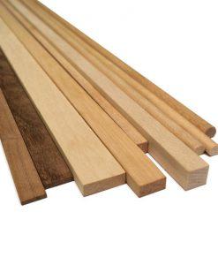 Listelli-legno-noce-cm-100-amati-art-2459