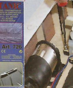 RMS-Titanic-kit-N2-di-montaggio-in-legno-Mantua-Model-art-726