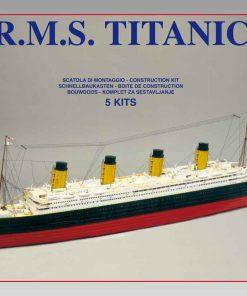 Titanic Mantua Model Panart: kit di montaggio n.4 art 728