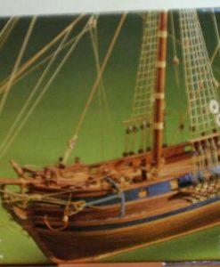 Race Horse Mantua Model Sergal: kit di montaggio in legno art 793