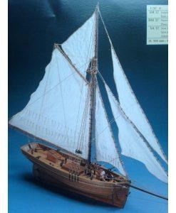 SHENANDOAH Corel: kit di montaggio in legno SM37