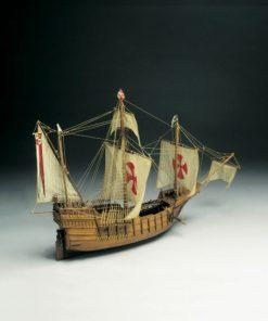 Santa Maria Mantua Model: kit di montaggio in legno art 775