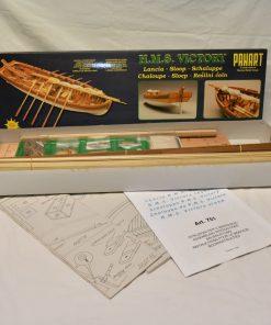 Scialuppa H.M.S. Victory Panart kit di montaggio in legno art 751