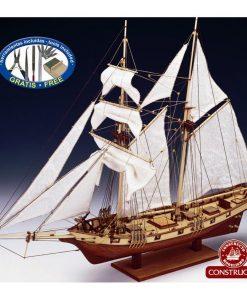 Albatros Constructo: atlantis initio kit di montaggio in legno art 80702