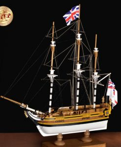 H.M.S. Bounty Amati: first step kit di montaggio in legno art 600/04