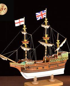 Mayflower Amati: first step kit di montaggio in legno art 600/05