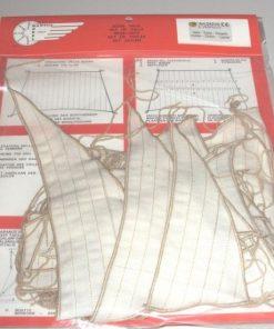Amerigo Vespucci Mantua Model Panart: kit vele art 34216