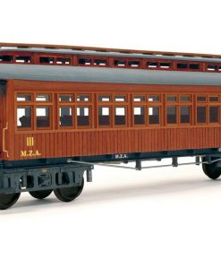 Carrozza Costa Mza Occre: modellino ferroviario art 56000