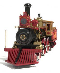 Locomotiva Rogers 119 Occre: modellino ferroviario art 54008