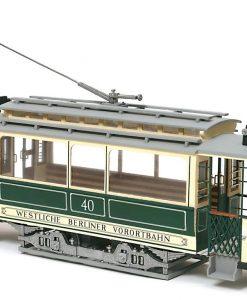 Tram Berlin Occre: modellino ferroviario art 53004
