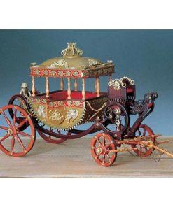 Carrozza Ducale Amati: scatola di montaggio art 1601/01