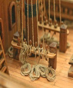 Argosy galeone ragusino Marisstella Ltd: kit di montaggio in legno art 953