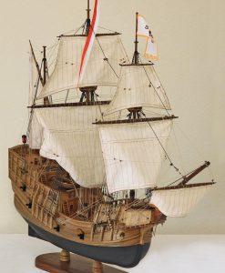 Argosy galeone ragusino Marisstella Ltd: kit di montaggio in legno art 943