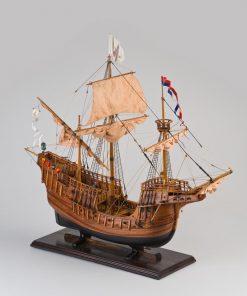 Caracca ragusina Marisstella Ltd: kit di montaggio in legno art 952
