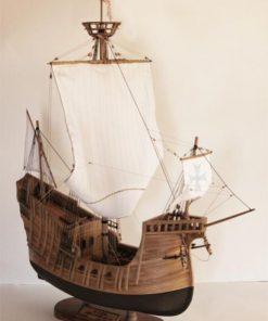 Cocca ragusina Marisstella Ltd: kit di montaggio in legno art 950