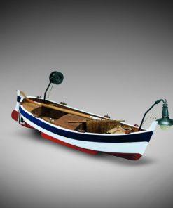 Gozzo da Pesca Mini Mamoli: kit di montaggio in legno MM70