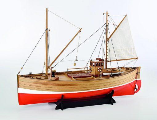 Fifie Amati: kit di montaggio in legno art 1309/09