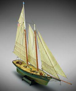 America Mamoli: kit di montaggio in legno MV26