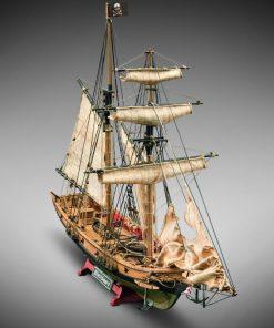 BlackBeard Mamoli: kit di montaggio in legno MV82