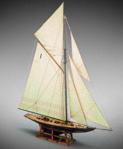Britania Mamoli: kit di montaggio in legno MV44