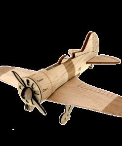 Anner Easy 3D Series Polikarpov I-16 Rata aeromodellismo D01A4